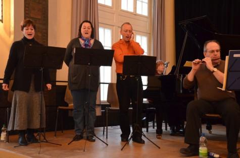 Julia Mende, Viola de Galgoczy, Peter Erdrich, Uschi Gross, Peter Stöhr